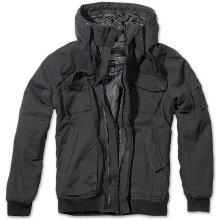 Brandit zimní bunda Bronx černá