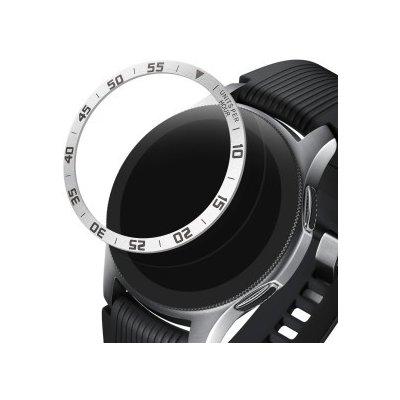 Pouzdro Příslušenství Samsung Galaxy Watch 46mm / Galaxy Gear S3 Frontier & Classic - stříbrná