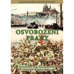 Osvobození Prahy DVD, papírový obal