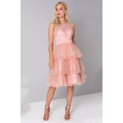 d30148c552a5 Chi Chi London společenské šaty Juliet růžová alternativy - Heureka.cz