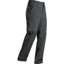 Kalhoty BUTTERFLY Zip-Off antracitové antracitová