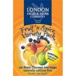 London HERB Čaj Ovoce a koření směs 20 x 2,5 g