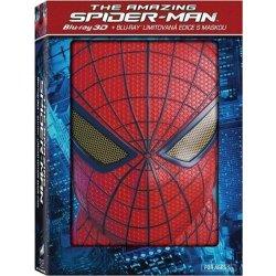Amazing Spider-Man + maska 2D+3D BD