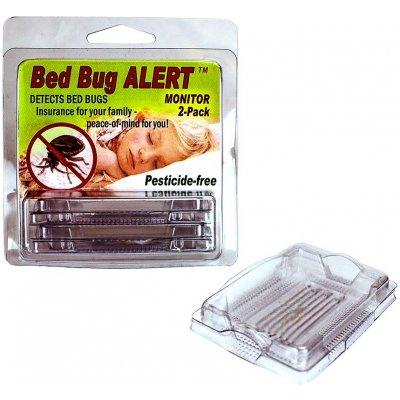 BIRD-X Bed Bug ALERT monitorovací past na štěnice 2 ks