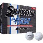 Srixon AD333 Tour 12 ks bílý