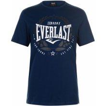 Everlast Laurel T Shirt Mens Deep Blue