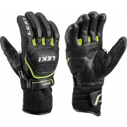 e061063ede4 Leki Worldcup Race Flex S Speed System black-white-cyan-yellow od 4 ...