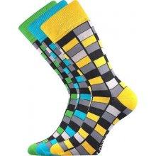 Lonka ponožky WOODOO mix G balení 3 páry ad4741d4e3