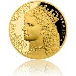 Česká mincovna Zlatá uncová mince Alžběta Bavorská Sissi 31,1 g