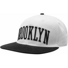 No Fear City Snap Back White Brooklyn