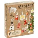 Better Brand Re-cycle-me set: Vánoční ozdoby