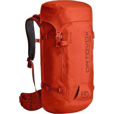 Ortovox Peak 40 Dry Desert Orange Outdoorový batoh