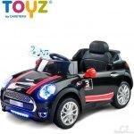 Toyz Elektrické autíčko Maxi černé
