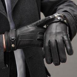 Bond pánské kožené rukavice černé od 1 289 Kč - Heureka.cz 902dc097fd