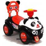 Baby Mix Panda se zvuky červené