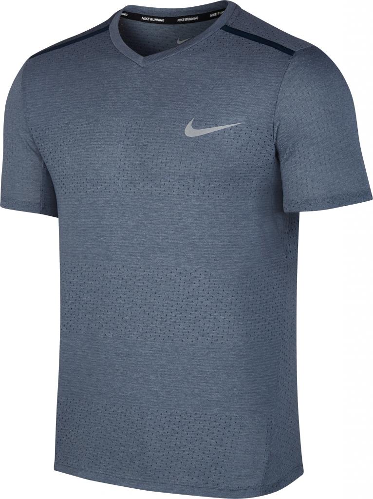 2fc08562128b Nike Nk Brthe Top Ss Tailwind Clv 833136-497 modrá alternativy - Heureka.cz