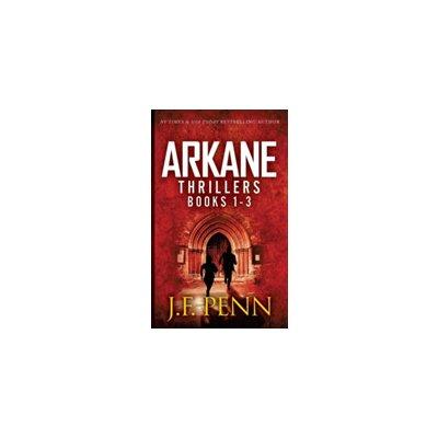 ARKANE Thriller Boxset 1