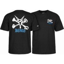 Powell Peralta Rat Bones T Shirt Mens Black