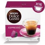 Nescafé Dolce Gusto Espresso kávové kapsle 16 ks