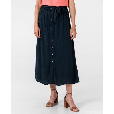 Vero Moda Naomi Paperbag sukně dámské modrá