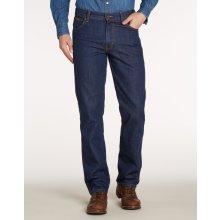 WRANGLER Pánské jeans W121-05-009 TEXAS Darkstone :