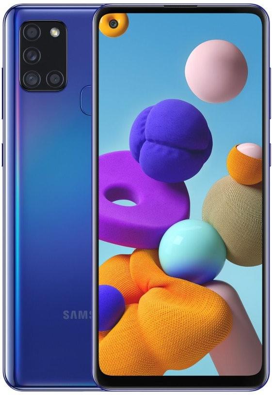 Samsung Galaxy A21s 3GB/128GB na Heureka.cz