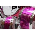 JAZZ DRUM. Dětská bicí souprava – bubny pro kluky Red