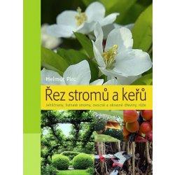 Řez stromů a keřů - jehličnany, listnaté stromy, ovocné a