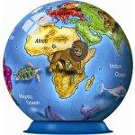 Ravensburger 3D puzzleball Globus 72 dílků