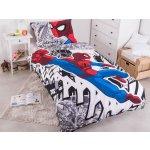 Faro bavlna povlečení Spiderman 001 140x200 70x90