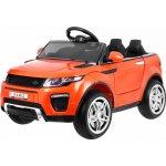 Ramiz elektrické autíčko Rapid Racer oranžové