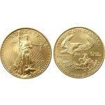Eagle Zlatá mince 1 2 Oz