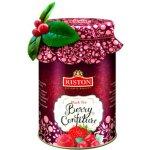 RIZOPIA Berry Confiture Černý sypaný čaj s příchutí 100 g
