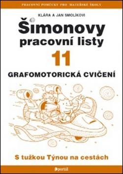 Prislusenstvi K Simonovy Pracovni Listy 11 Grafomotoricke Cviceni