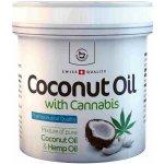 Herbamedicus pleťový kokosový olej s konopím 250 ml