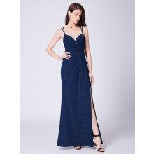 Ever Pretty dlouhé šaty 7429 tmavě modrá 7b19176ed1