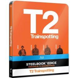 T2: Trainspotting 2 Steelbook™ Limitovaná sběratelská edice   Soundtrack BD