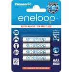 Baterie Panasonic Eneloop AAA 4ks 4MCCE/4BE