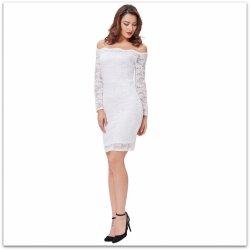 471c78c36c24 Svatební krajkové šaty s vlečkou bílá alternativy - Heureka.cz