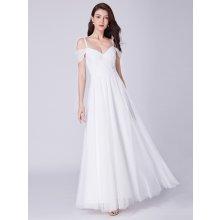 d27586b7c Ever-Pretty dámské luxusní šaty 7519 bílá