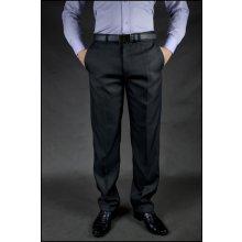 Kalhoty oblekové pro výšku černé