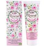 Victoria Beauty krém na ruce a nehty s růžovým olejem a kyselinou hyaluronovou 100 ml