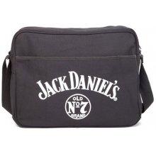 bd1de0fb00 taška na rameno JACK DANIEL S NO.7 LOGO  černá