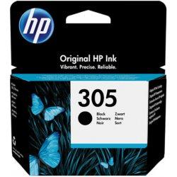 HP 305 originální inkoustová kazeta černá 3YM61AE