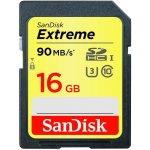 SanDisk Extreme SDHC 16GB UHS-I U3 139747