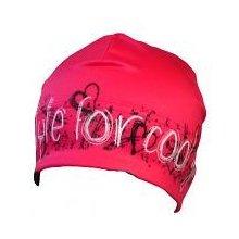 f9e411ee45c Funkční počes čepice Cool Girl Tmavě růžová