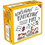 Pygmalino Vzdělávací kartičkové hry 1