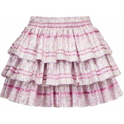 LoveShackFancy sukně Brynlee