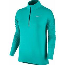a312abc2775 Dámské triko Nike dlouhý rukáv. Dámská mikina Nike W Nk Dry Elmnt Top Hz  855517-311 zelená
