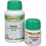 Paba 100 tablety + Beta karoten 30 tablety